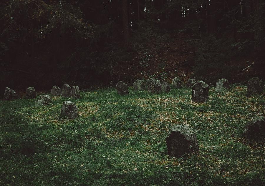 Pitkäniemen mielisairaalan yli 100 vuotta vanha hautausmaa – metsän siimekseen vie pieni polku…