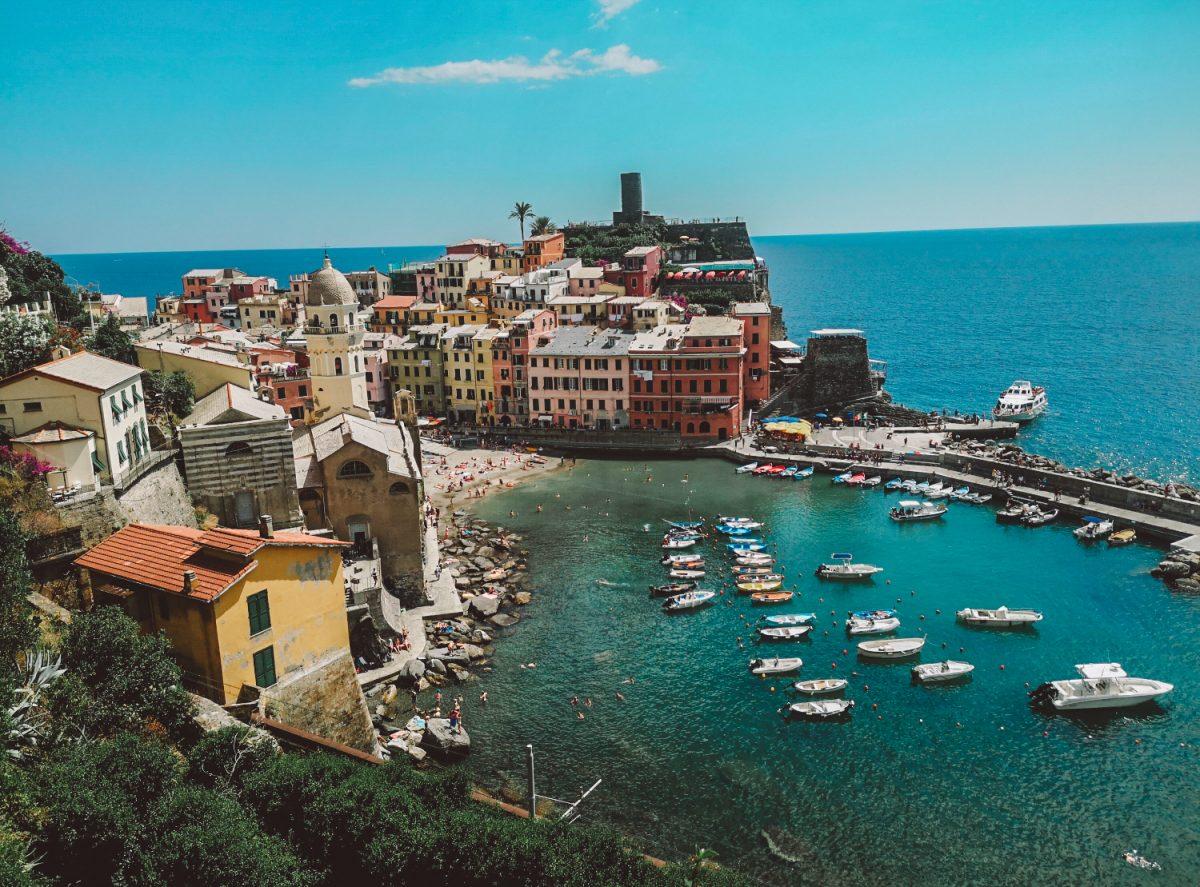 Cinque Terre – patikointia maailman kauneimmissa maisemissa
