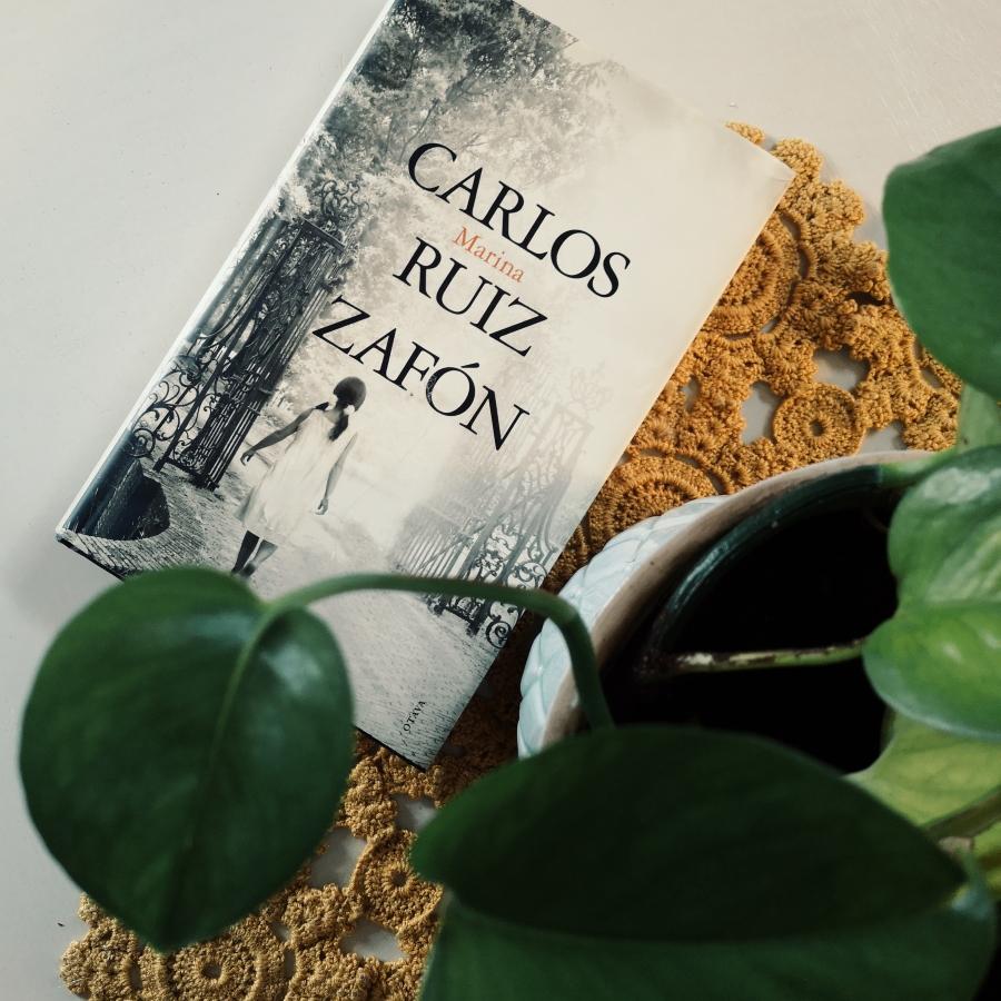 Carlos Ruiz Zafón: Marina – koska olet viimeksi lukenut kauhukirjallisuutta?