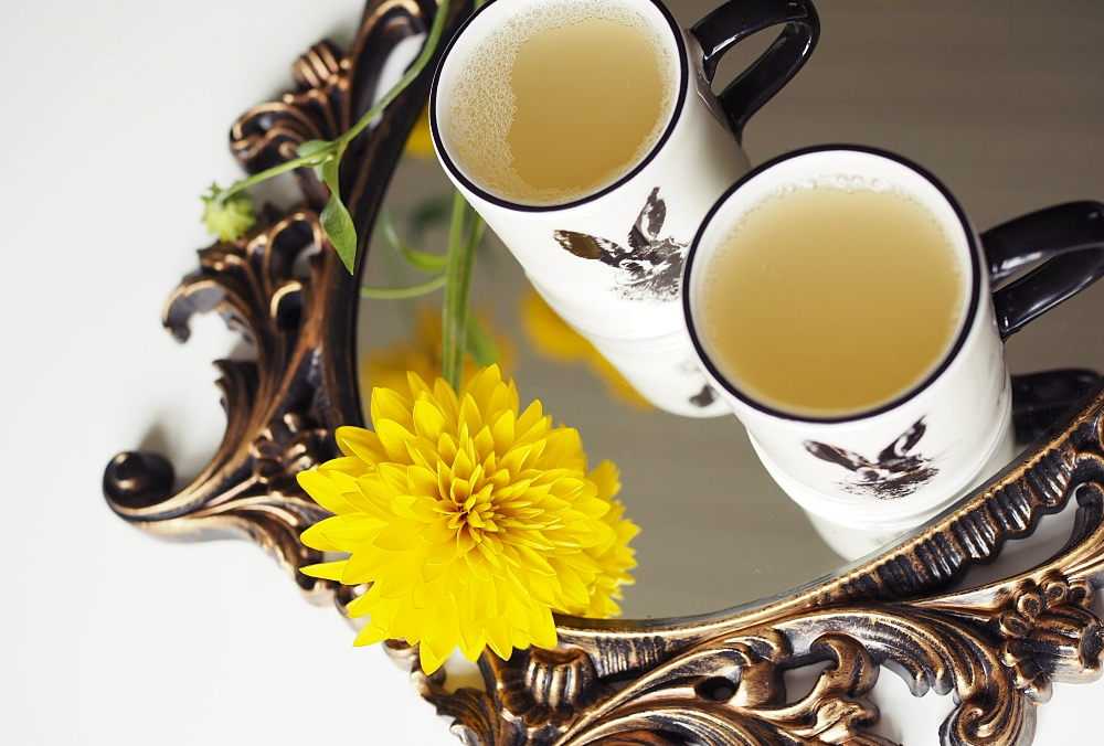 Inkivääri-sitruunashotti – tee itse juoma syysflunssan torjuntaan