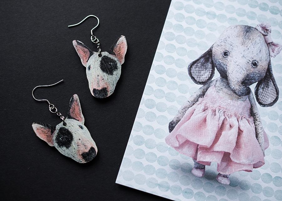 Nenni & Friends – söpöimmät kotimaiset korvakorut on tehty oikean eläinmallin mukaan